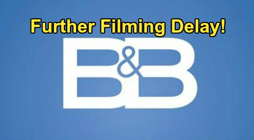 The Bold and the Beautiful Spoilers: June 24 New B&B Filming Restart Date - Production Delay Over False COVID-19 Positives