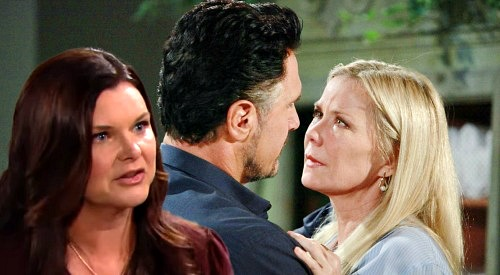 The Bold and the Beautiful Spoilers: Katie Goes Ballistic Over Bill's Attempt to Reunite with Brooke – Shuts Down 'Batie' for Good