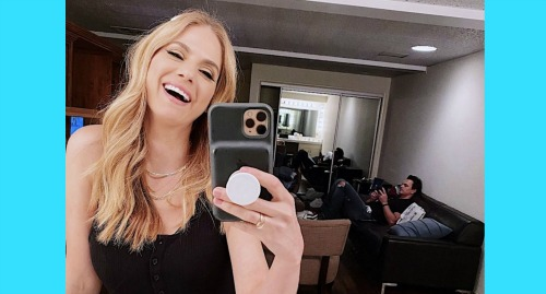 The Bold and the Beautiful Spoilers: Kelly Kruger Returns To B&B as Eva - Shares Hubby Darin Brooks' Dressing Room
