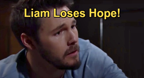 The Bold and the Beautiful Spoilers: Liam Battles Alcoholism After Losing Hope, Tries to Drink Away Pain?