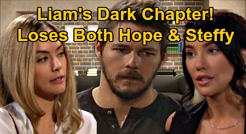 The Bold and the Beautiful Spoilers: Liam Loses BOTH Hope & Steffy - Wyatt Helps Brother Through Dark Chapter?