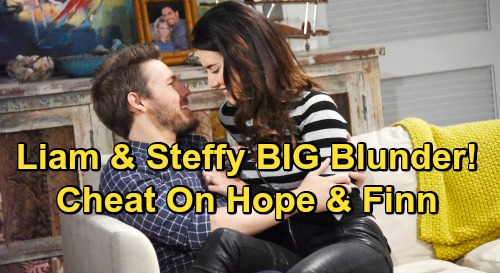 The Bold and the Beautiful Spoilers: Liam & Steffy's Steamy New Secret – Bury Night of Passion to Protect Hope & Finn's Hearts?