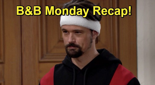 The Bold and the Beautiful Spoilers: Monday, December 28 Recap - Liam Freaks As Thomas Moves In - Zoe Gets Unexpected News
