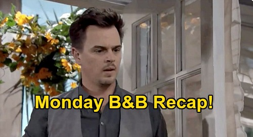 The Bold and the Beautiful Spoilers: Monday, July 20 Recap - Wyatt Freaks - Katie Spreads News - Carter & Zoe Flirting
