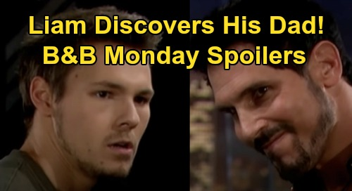 The Bold and the Beautiful Spoilers: Monday, June 22 - Liam Punches Bill After Learning They're Father & Son