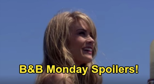 The Bold and the Beautiful Spoilers: Monday, June 29 - Wyatt & Hope Get Married On Bill's Yacht - Liam Devastated By The News