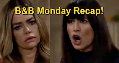 The Bold and the Beautiful Spoilers: Monday, November 2 Recap - Shauna Infuriates Quinn, Makes Play For Eric - Paris Stuns Zoe