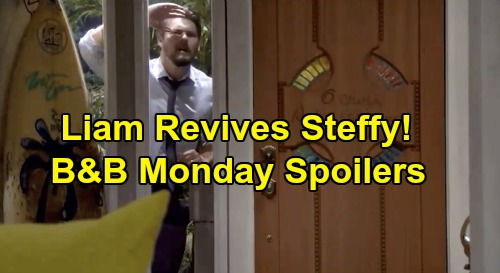 The Bold and the Beautiful Spoilers: Monday, September 21 - Liam Revives Steffy, Demands Answers - Thomas & Hope Focus On Douglas
