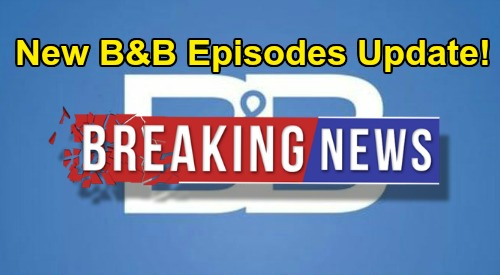 The Bold and the Beautiful Spoilers: New B&B Episodes Update – Los Angeles County Officially Open To Filming June 12