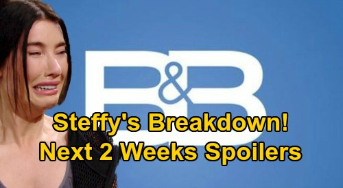The Bold and the Beautiful Spoilers Next 2 Weeks: Steffy Accuses Hope the Daughter Stealer – Finn's Compassion – Liam's Dilemma