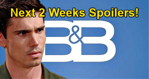 The Bold and the Beautiful Spoilers Next 2 Weeks: Finn's Secret Past Revealed – Jack & Li Finnegan Debut – Wedding Day Drama