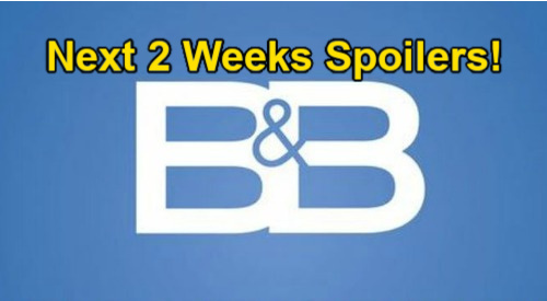 The Bold and the Beautiful Spoilers Next 2 Weeks: Hope Decides Marriage Fate – Bill's Advice for Liam – Steffy Proves Finn Love
