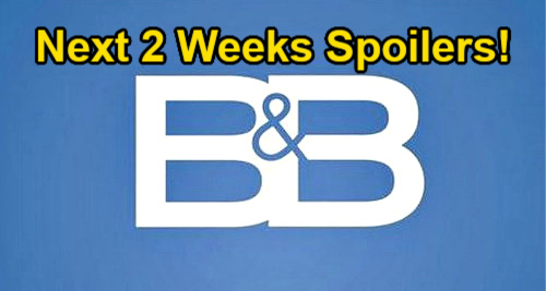 The Bold and the Beautiful Spoilers Next 2 Weeks: Steffy's Home Water Birth – Finn's Backstory – Eric & Zoe Learn Affair Truth