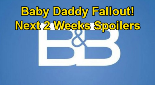 The Bold and the Beautiful Spoilers Next 2 Weeks: Steffy's Paternity Fallout – Liam & Finn's Lives Change – Katie & Bill Reunite