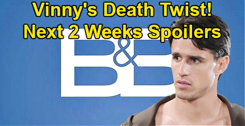 The Bold and the Beautiful Spoilers Next 2 Weeks: Vinny Death Twist Exposed – Thomas in Grave Danger – Carter's Plan Stuns Quinn