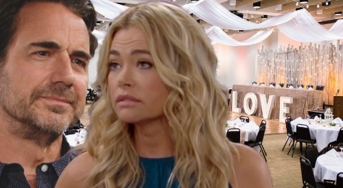 The Bold and the Beautiful Spoilers: Quinn Plans New Ridge & Shauna Wedding, Vow Renewal with Sober Groom – Disaster Results?