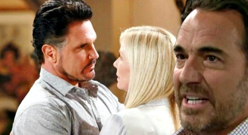 The Bold and the Beautiful Spoilers: Ridge Overhears Brooke Declare Love for Bill – Quinn's Trap Destroys 'Bridge' Forever