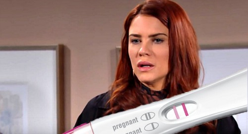 The Bold and the Beautiful Spoilers: Sally Falls In Own Pregnancy Trap – Baby Panic After Passion in New Man's Bed?