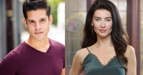 The Bold and the Beautiful Spoilers: Should The Young and the Restless Alum Miles Gaston Villanueva Play Steffy's Hot New Love?
