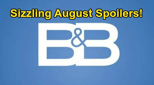 The Bold and the Beautiful Spoilers: Sizzling B&B August Preview – Brutal Battles, Steamy Love Triangles and Secret Schemers