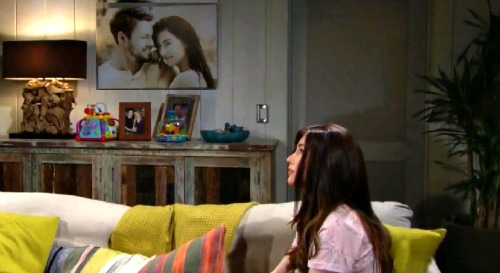 The Bold and the Beautiful Spoilers: Steffy FINALLY Takes 'Steam' Photo Down – Huge Step Forward in New Life Without Liam
