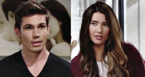 The Bold and the Beautiful Spoilers: Steffy & Finn's Baby Bomb – Bradley Bell's 'Fertile Ground' Hint Sets Up Fast Pregnancy?