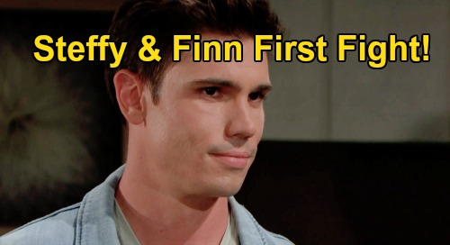 The Bold and the Beautiful Spoilers: Steffy & Finn's First Fight as New Couple – Romance Takes Hit, Surprising Source of Trouble