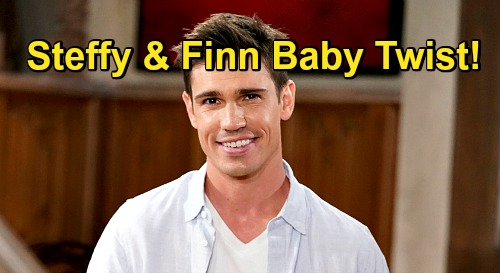 The Bold and the Beautiful Spoilers: Steffy & Finn Baby Twist Saves 'SINN' Relationship – Path Forward After Liam Cheating?
