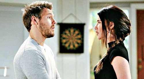 The Bold and the Beautiful Spoilers: Steffy & Liam Land Back in Bed – Finn Betrayed After Thomas & Hope Cheating Confusion?