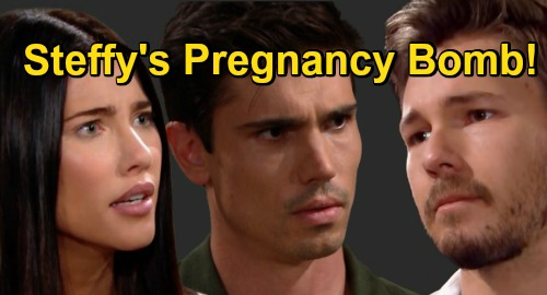 The Bold and the Beautiful Spoilers: Steffy Pregnancy Bomb, 'Who's the Daddy' Drama – Finn & Liam Both Become Possible Fathers?
