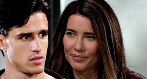 The Bold and the Beautiful Spoilers: Steffy Scores Drugs from Vinny to Hide She's Hooked – Finn in the Dark on Secret Supplier?