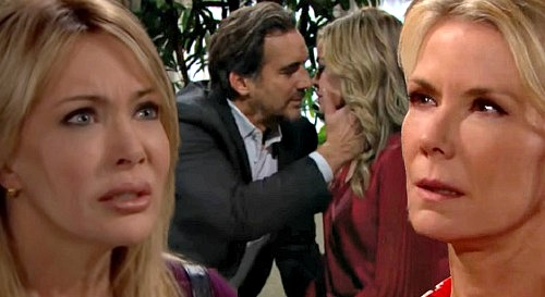 The Bold and the Beautiful Spoilers: Taylor Sides with Ridge's New Wife Shauna, Trashes Brooke – Marriage War Gets Messy?