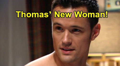 The Bold and the Beautiful Spoilers: Thomas' New Woman & New Beginning – Truly Over Hope, How Reformed Schemer Proves It