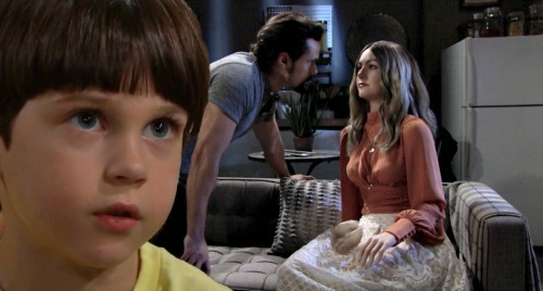 The Bold and the Beautiful Spoilers: Thomas Terrifies Douglas With Mommy Hope Doll – Freaks When Dad Believes Mannequin Real?