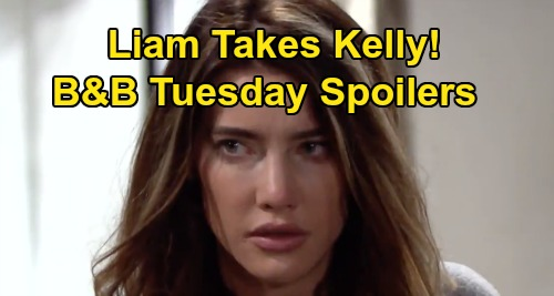 The Bold and the Beautiful Spoilers: Tuesday, September 22 - Liam Takes Kelly From Steffy - Thomas Gets Hope Jealous
