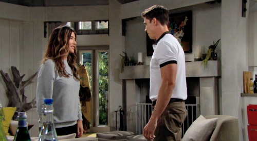 The Bold and the Beautiful Spoilers Update: Thursday, September 17 – Finn & Steffy's Afterglow – Whole New World for 'Sinn'