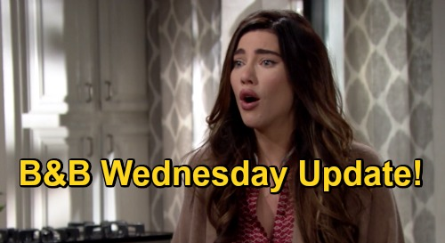 The Bold and the Beautiful Spoilers Update: Wednesday, January 6 – Liam Talks Steffy Into Double Confession – Truth Bombs for Finn & Hope