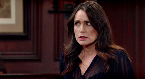 The Bold and the Beautiful Spoilers Update: Friday, May 14 – Quinn Gets Eric Wish - Carter Ticking Time Bomb Dooms Last Chance