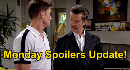 The Bold and the Beautiful Spoilers Update: Monday, August 2 – Li Finnegan's Rushed Wedding Reaction – Jack's Secrecy