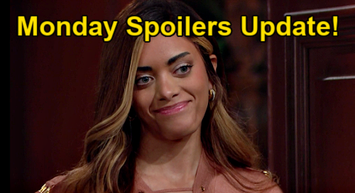 The Bold and the Beautiful Spoilers Update: Monday, January 25 – Steffy Wants Dad Confirmation ASAP – Zoe's Secret Zende Mission