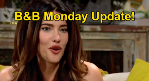 The Bold and the Beautiful Spoilers Update: Monday, July 26 – Steffy & Finn's Decision Makes Waves – Paris Surprises Zende