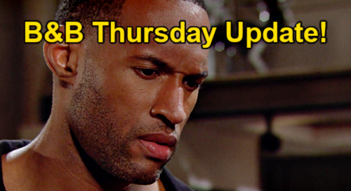 The Bold and the Beautiful Spoilers Update: Thursday, July 22 – Quinn's Hero Saves the Day – Carter Stops Eric's Retaliation