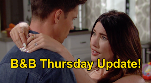 The Bold and the Beautiful Spoilers Update: Thursday, July 29 – Eric Faces Quinn's Bombshell – Finn & Steffy Fast-Track Wedding