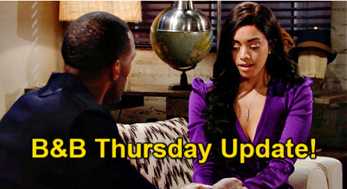 The Bold and the Beautiful Spoilers Update: Thursday, June 10 – Paris' Outburst Outrage - Carter & Zoe Night of Bliss