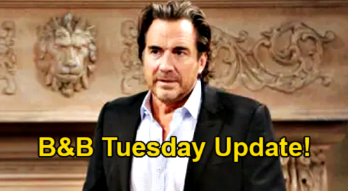 The Bold and the Beautiful Spoilers Update: Tuesday, February 23 – Hope & Finn Push Steffy to Reveal True Liam Feelings