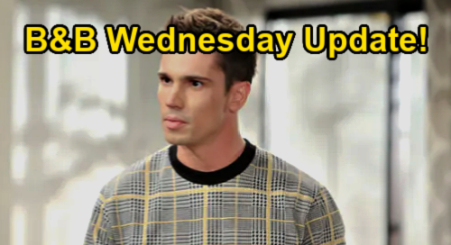 The Bold and the Beautiful Spoilers Update: Wednesday, January 13 – Steffy Paternity Mystery Shocks Finn – New Baby Stuns Hope