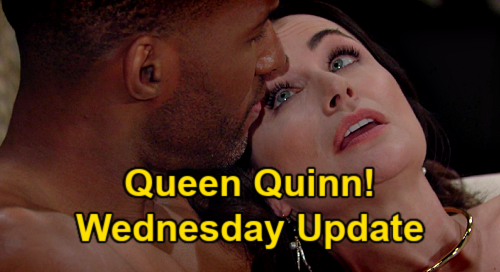 The Bold and the Beautiful Spoilers Update: Wednesday, July 21 – Steffy's Surprising Invitation - Carter Puts Queen Quinn First