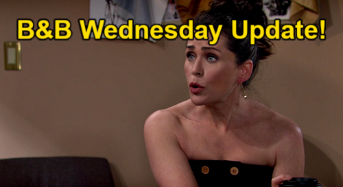 The Bold and the Beautiful Spoilers Update: Wednesday, June 9 – Quinn's Zoe Betrayal Exposed – Vengeful Paris Holds All the Cards