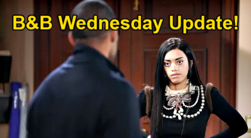 The Bold and the Beautiful Spoilers Update: Wednesday, March 3 – Zoe's Mission to Earn Carter's Trust – Logan Sisters' Surprise