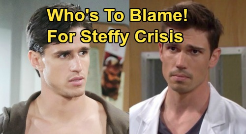 The Bold and the Beautiful Spoilers: Vinny and Finn Both Crossed The Line - But Who Caused Steffy's Crisis?